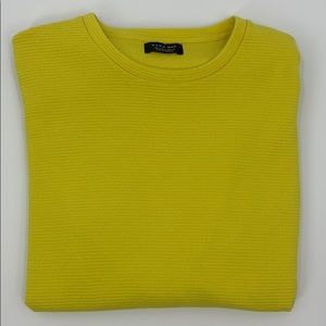EUC Zara Man Textured Sweatshirt (Large)